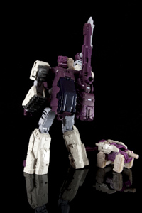 Transformers Titans Return Shuffler | 3/10